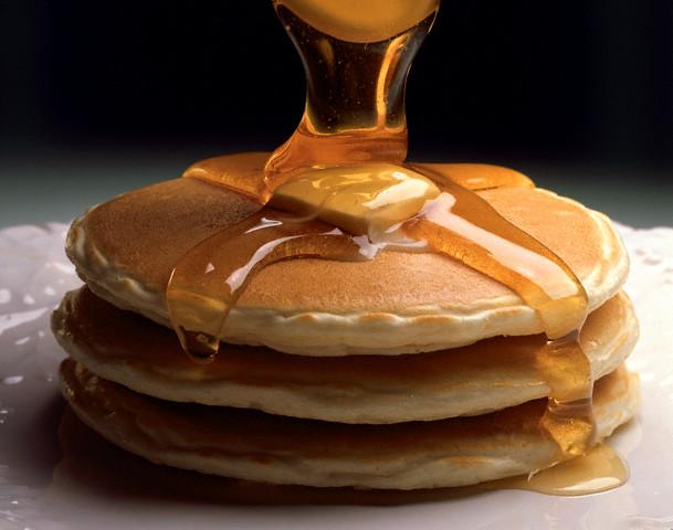pancakes clip art. image Gold