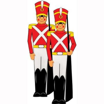 christmas toy soldier - photo #22