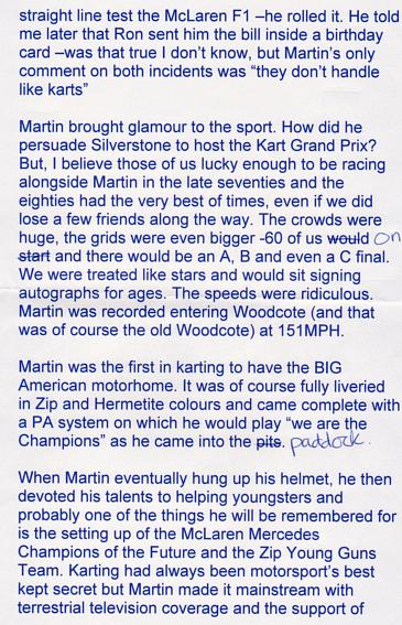 every split second counts hines martin coulthard david