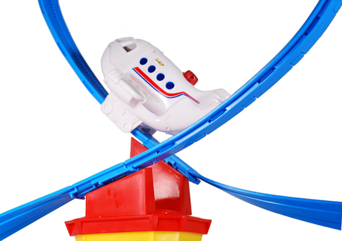 fisher price airplane track 1