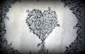 Heart of Thorns- artwork Chris Ritchey
