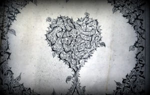Heart of Thorns- artwork Chris Ritchey
