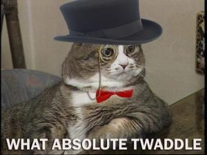 twaddle