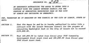 ordinance 1983 res