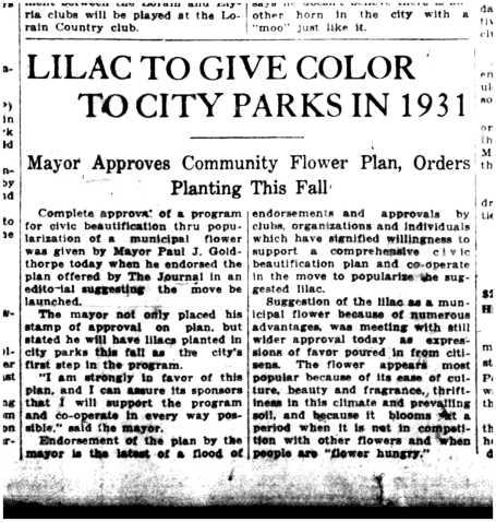 Aug 28 1930 mayor