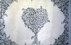 Heart of Thorns by  Chris Ritchey