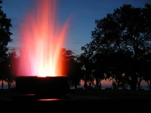 Lakeview Fountain Mark Teleha
