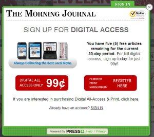 MJ 5 articles
