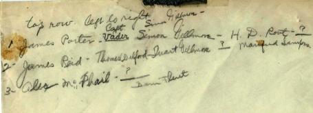 names pioneers