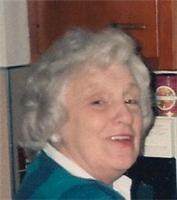 Peggy  Gillmore- (Josephine Jean) Gillmore 4th Street, Lorain Ohio