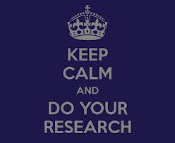 calm and research