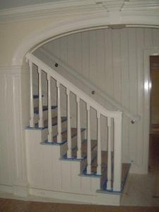 Stairs-Banister