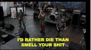 poo band