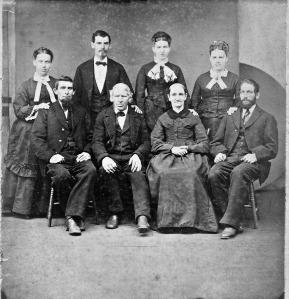 Gillmore Family