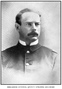 General Quincy  O'Maher Gillmore
