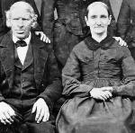 probable  photo  of Quartus and Elizabeth Reid Gillmore