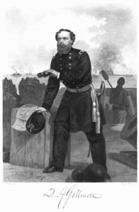 General Gillmore 1863 Charleston Harbor
