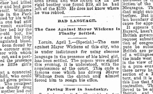 WIckens April 2 1895 settlerd