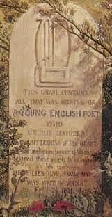 Keats graveston