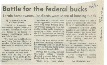 federal bucks