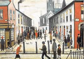The Fever Van by  Lowry