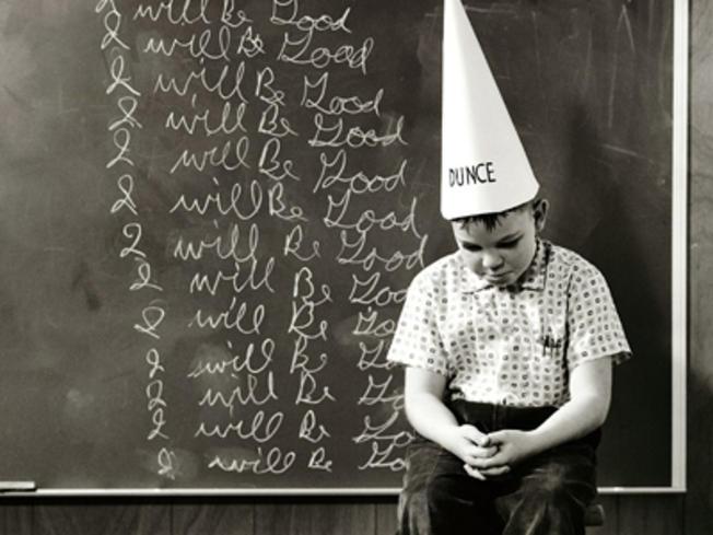 """Résultat de recherche d'images pour """"dunce in classroom humour"""""""