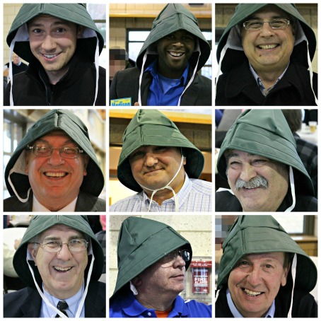 Supporters of the Hat