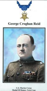 G C Reidmedal