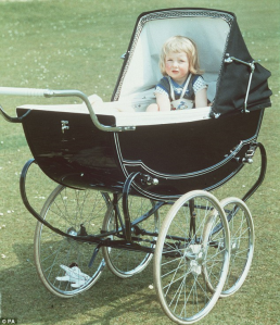Silver Cross Pram http://www.dailymail.co.uk/news/article-2476440/The-Silver-Cross-The-pram-loved-royals-century-fit-Prince-George.html
