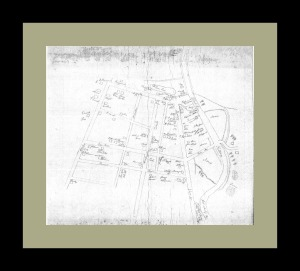Gilmore mapframed